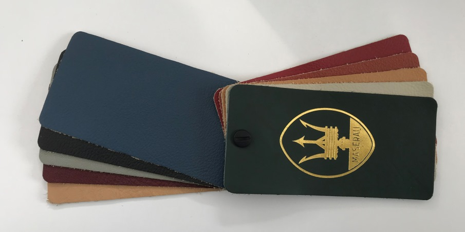 Maserati Leather Leder Pelle
