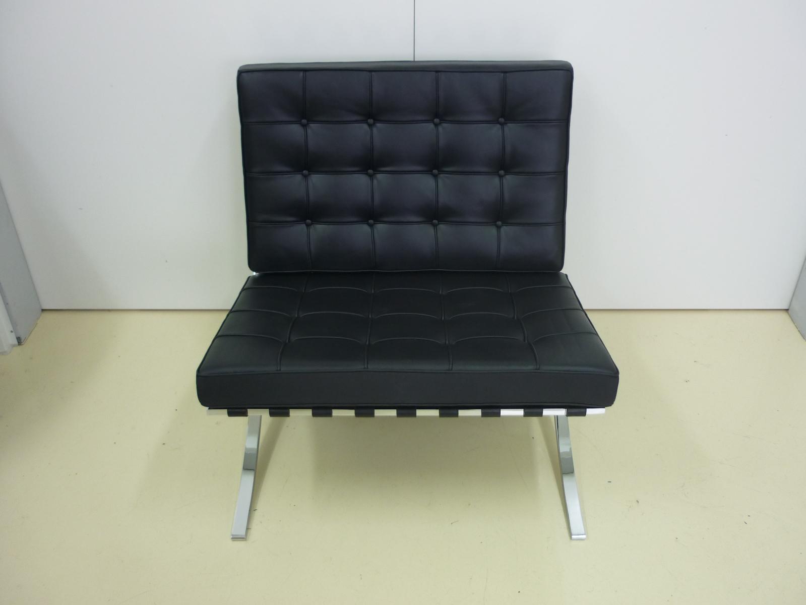 barcelona sessel aufarbeitung nachpigmentierung finest. Black Bedroom Furniture Sets. Home Design Ideas