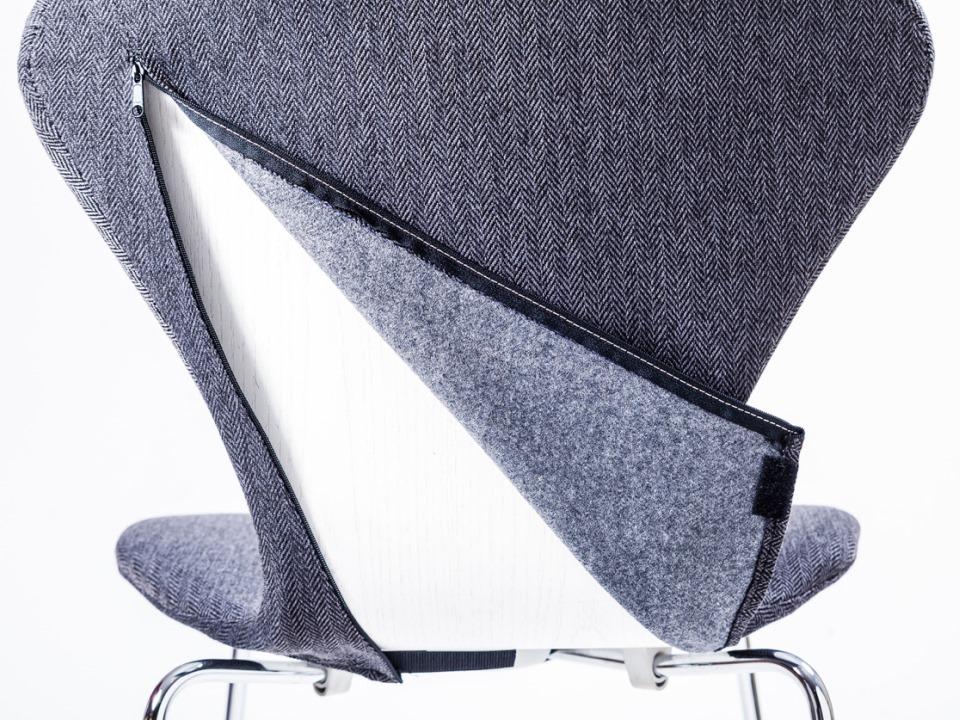 fritz hansen stuhl 3107 arne jacobsen serie 7 finest care. Black Bedroom Furniture Sets. Home Design Ideas
