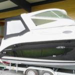 Anfertigung Sonnenschutz kundenindividuell nachher_Manufacturing Sunblind Boat indivdual after