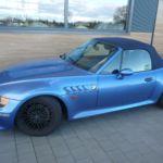 Verdeckwechsel BMW
