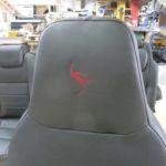 Individualisierung Land Rover Defender Sitze