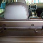 Kofferraumverkleidung Cayenne nachher_Kofferraumverkleidung Cayenne after