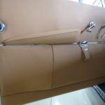 Komplettrestauration Interior MB 300 Adenauer Cabrio nachher_Restoration Interior MB 300 Adenauer after