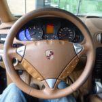 Nachpigmentierung Lenkrad vorher_Recoloring Wheel before