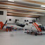 Neuerstellung Interieur Helicopter AS350 nach individuellem Kundenwunsch