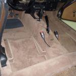Neuerstellung Teppichsatz Rover nachher_Renewal Carpetkit Rover after