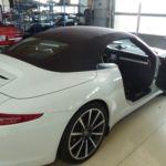 Verdeckwechsel Porsche 991