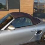 Verdeckwechsel Porsche