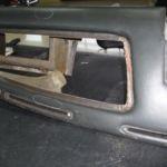 Restauration Lamborghini Espada Armaturenbrett vorher_Restoration Lamborghini Espada Cover before