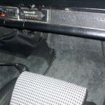 Teilrestauration 911 T Armaturen nachher_Parial Restoration 911T Cover after
