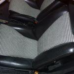 Teilrestauration 911 T Sitze nachher_Parial Restoration 911T Seats after