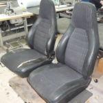 Porsche Ausstattung VS vorher_Porsche Interior FS before