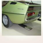 Interieurrestaurierung Lamborghini Espada_Restoration Interior Lamborghini Espada