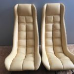 Lamborghini Countach Interieur Restaurierung_Restoration Seats