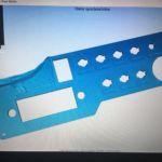 Restaurierung Lamborghini Silhouette Blende digital nachher_Restoration Silhouette Cover