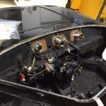 Restaurierung Lamborghini Silhouette vorher_Restoration Lambo Silhouette before