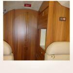 komplette Neuerstellung_Refurbishment King Air 1900 Airliner - Galley komplett nachher