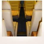 komplette Neuerstellung_Refurbishment King Air 1900 Airliner - Sitzverkleidungen nachher