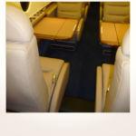 komplette Neuerstellung_Refurbishment King Air 1900 Airliner - Teppich nachher