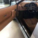 originalgetreue Restaurierung_original Restoration Lamborghini Doorcover Dashboard