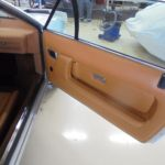 originalgetreue Restaurierung_original Restoration Lamborghini Doorcover
