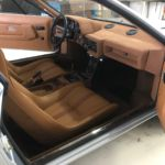 originalgetreue Restaurierung_original Restoration Lamborghini Interior