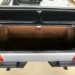 originalgetreue Restaurierung_original Restoration Lamborghini Luggage Compartment