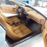 originalgetreue Restaurierung_original Restoration Lamborghini Seats
