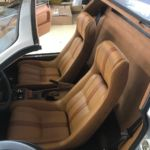 originalgetreue Restaurierung_original Restoration Lamborghini Seats_