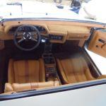 originalgetreue Restaurierung_original Restoration Lamborghini Silhouette Interior