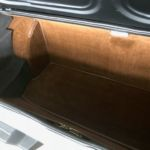 originalgetreue Restaurierung_original Restoration Sihouette Luggage Compartment