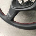 Neubezug Lenkrad individuell VW nachher_ Recover Wheel individual VW after_