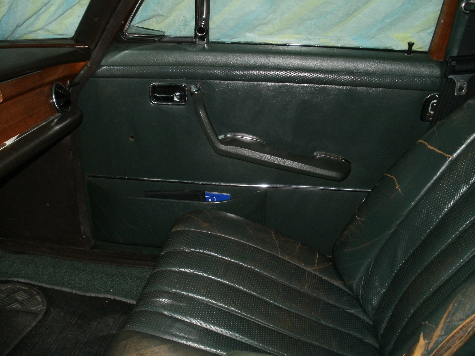 MB W108 Neuerstellung Interieur - finest care