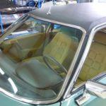 Citroen CX Prestige Vinyldach nachher_after