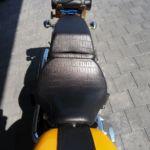 Neuerstellung Harley Sitzbank kundenindiv. nachher_Renewal Harley Seat indiv. after