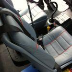 Neuerstellung Interieur Helicopter AS350 - Pilot & CoPilot nachher