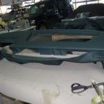 Restauration Lamborghini Espada Interieur nahher_Restoration Lamborghini Espada Interior after