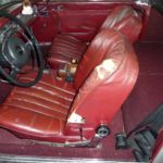 Teilrestauration MB W111 before_Partial Restoration MB W111 before