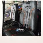 Neuerstellung Interieur Helicopter Bo105 - CoPilot & Pilot nachher