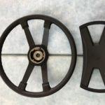 Neubezug Lenkrad Porsche 2,7 RS_Recover Wheel
